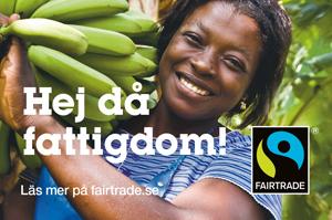 Fairtrade/Rättvisemärkt