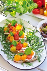 tomatcrostini