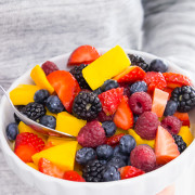 fruktfrukost