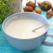 Recept: Jordärtskockssoppa