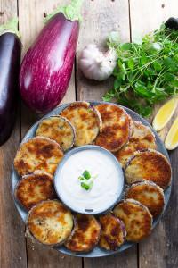 Panerade-aubergine-