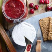 Rabarber-och-korsbars-chutney