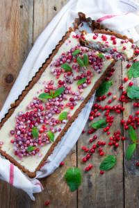lingoncheesecake